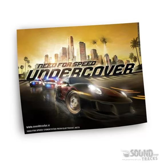 Need for Speed - Undercover__Paul Haslinger - Buying Time Extended