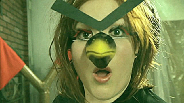 The Key of Awesome! : Adele PARODY ft. Angry Birds