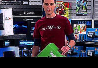 The Big Bang Theory:XBOX One vs PS4