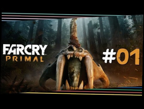 "Far Cry Primal #01 ""Ein Mammut gegen Hunger"" Let's Play Far Cry Primal Deutsch/German"