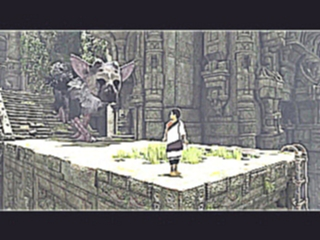 The Last Guardian `gameplay`