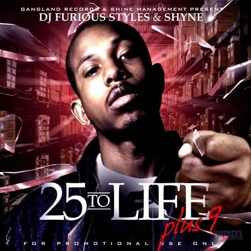 6 - 25 To Life Instrumental