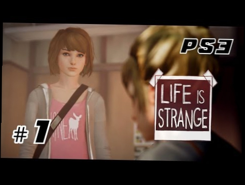 Life Is Strange - Episodio 1 GAMEPLAY #1 LET'S PLAY [720p] ITA PS3