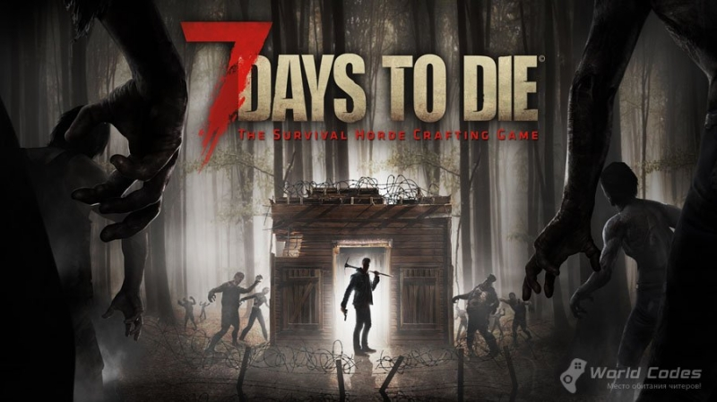 7 days to die - main menu theme