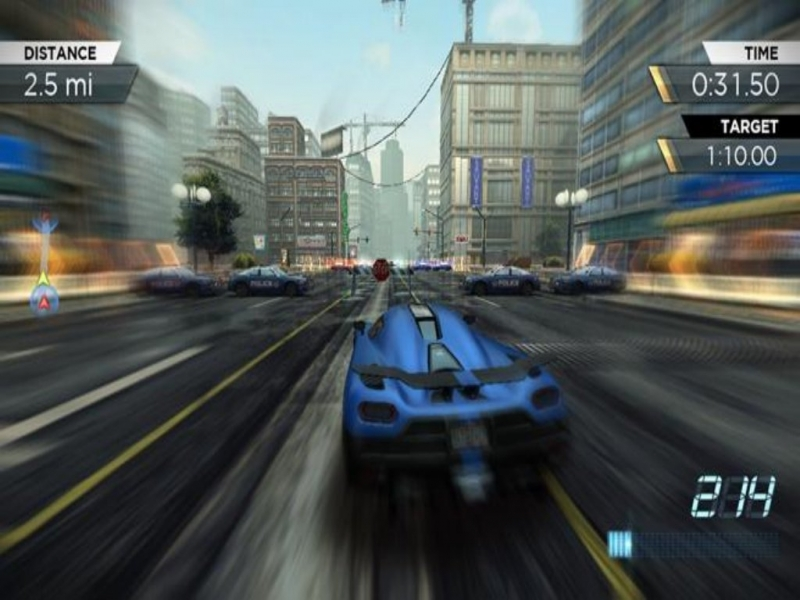 [8]NFS Most Wanted Black Edition (BASS) - by Dj _Navigator_