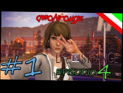 Life Is Strange Gameplay ITA EP4 #1 - Il Presente Alternativo!!!