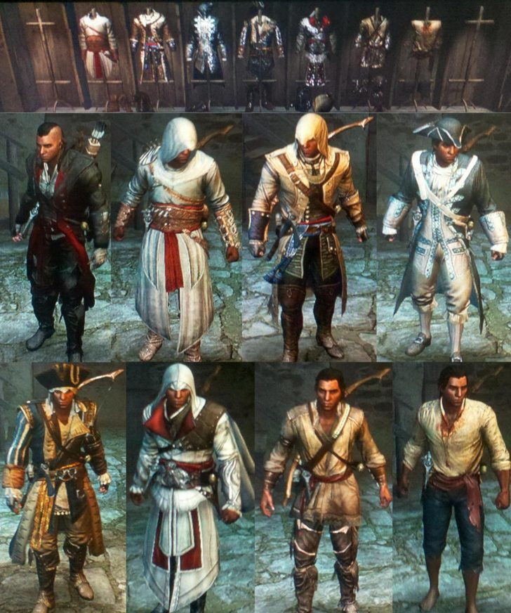 AC3 - Assasins creed 3