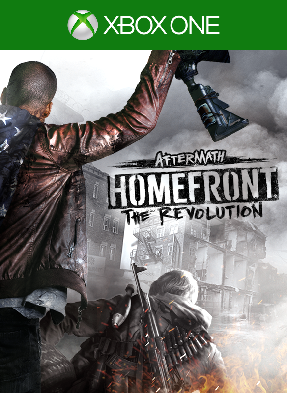 Aftermath UK - Freedom Fighter