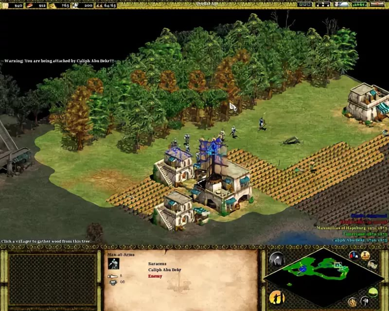 Age of Empires 2 - I Will Beat On Your Behind 8 bit