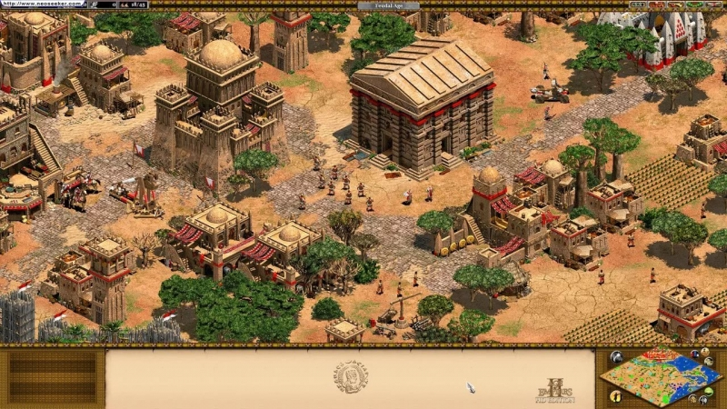 Age of Empires 2 - Title