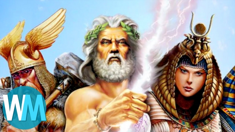 Age of Mythology - greek to me