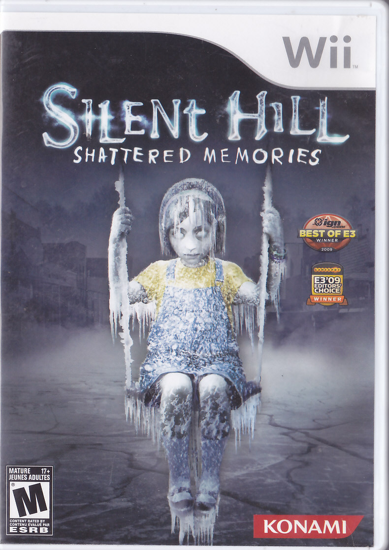 Akira Yamaoka Саундтрек звуки сайлент хилл Silent Hill Shattered_Memories - When You're Gone feat Mary Elizabeth McGlynn
