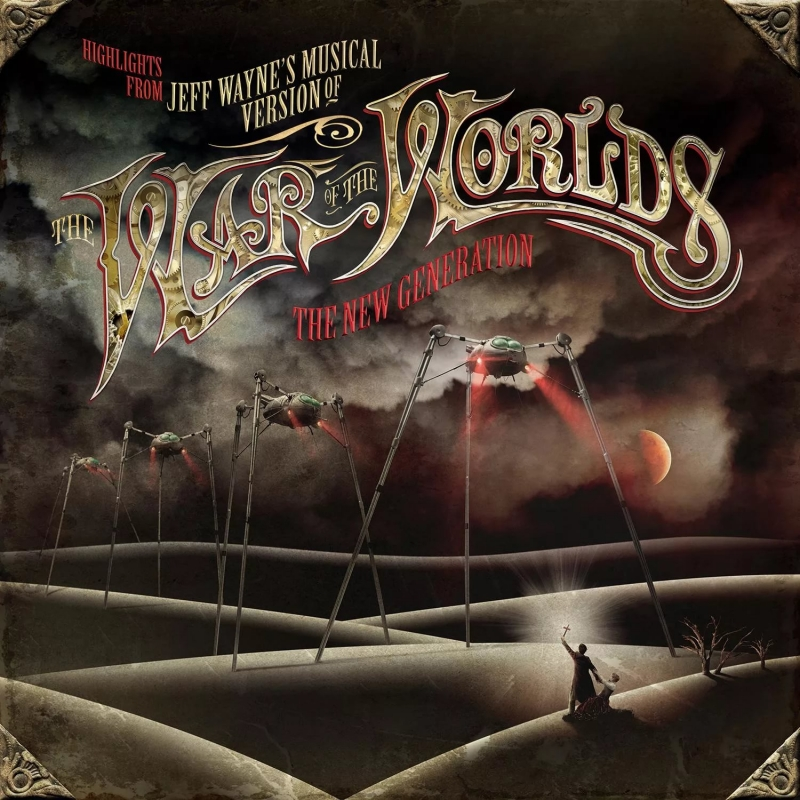 """Thunder Child"" из оперы THE WAR OF THE WORLDS The New Generation - Radio Edit"