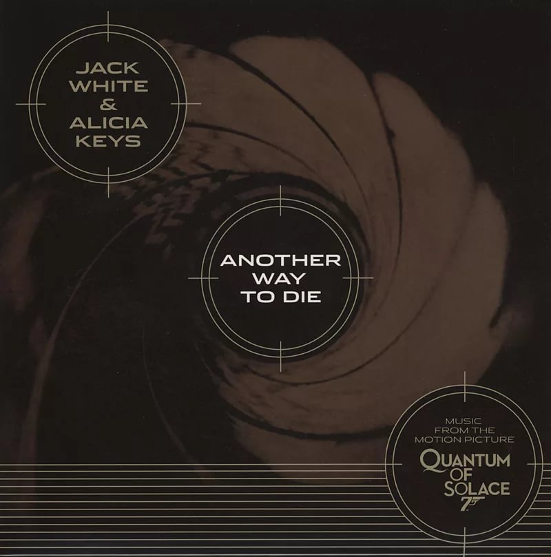 Alicia Keys ft. Jack White - Another way to die 007 Quantum Of Solace