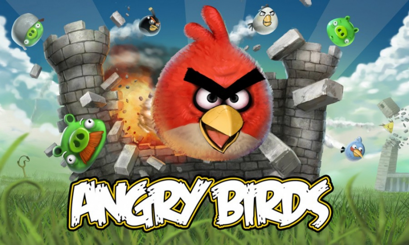 Angry Birds - Get Crazy Remix By Inner Voice