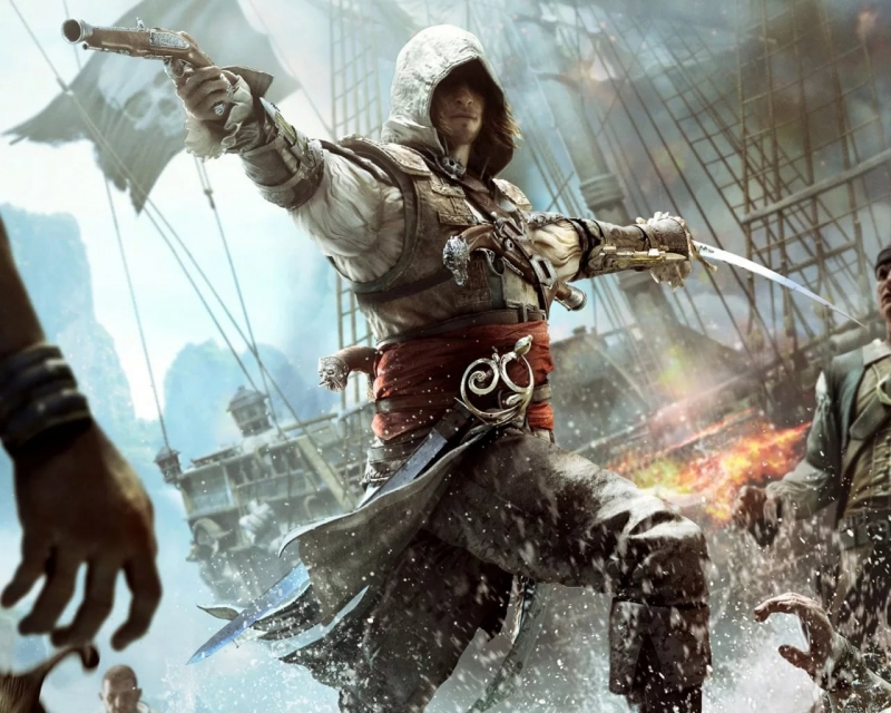 Assassin's Creed 4 Black Flag Ost - Last Goodbyes