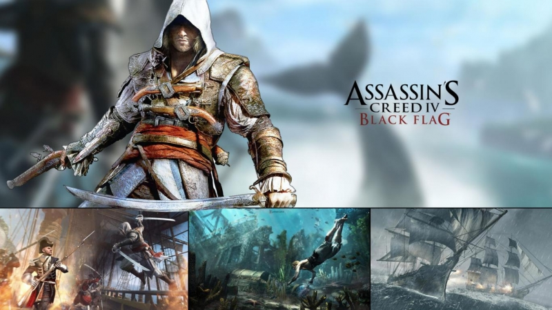 Brian Tyler - Assassin's Creed IV Black Flag - Suite