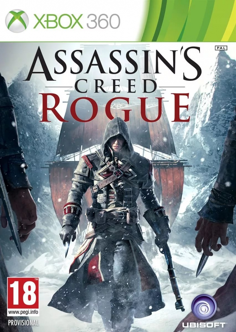 Assassin's Creed Rogue - The Order And The Creed
