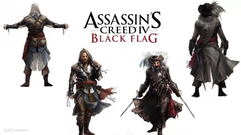 Assassins Creed 4 Black Flag - Pirates Of The Caribean
