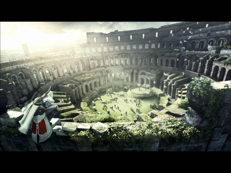 Assassins Creed Brotherhood - Rome Countryside