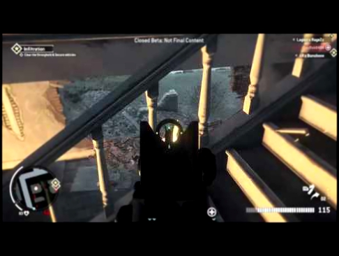 Homefront: The Revolution Closed Beta Fail