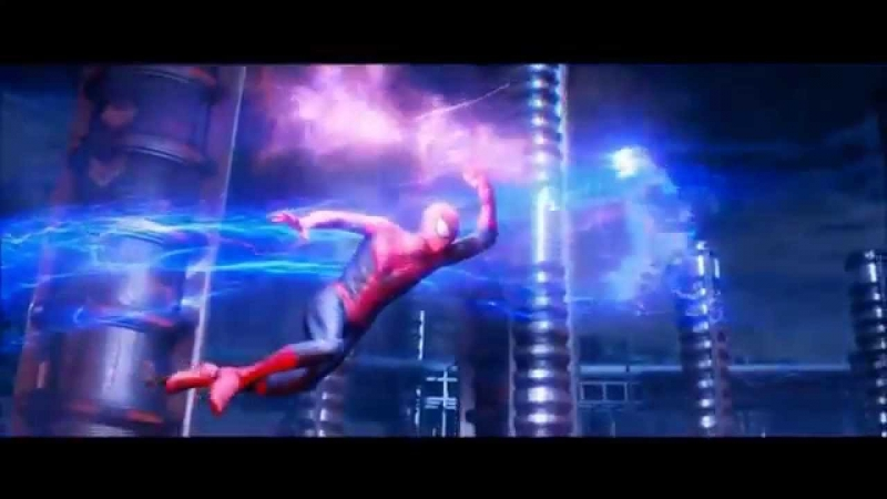 "Basta - Superhero From ""The Amazing Spider-Man 2"", Preview"