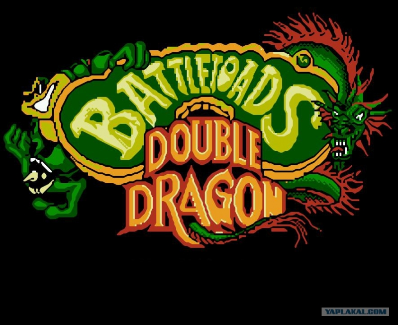 battletoads & double dragon [dendy version] - 08 - stage 1 tail of the ratship