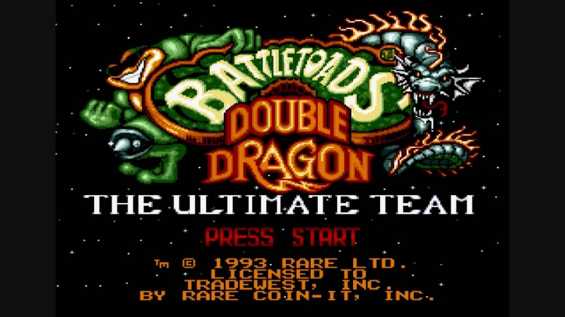 Battletoads & Double Dragon - Inside the Ship Stage 3