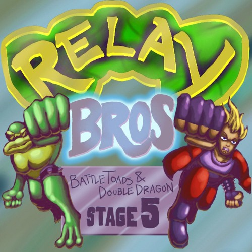 Battletoads & Double Dragon - Stage 3