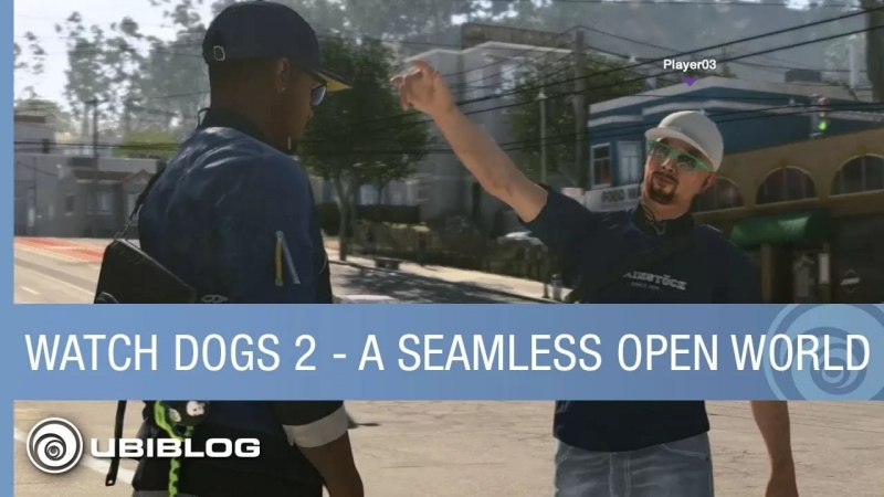 Boys Noize x Pilo - Cerebral OST Watch Dogs 2 - Marcus Introduction Trailer