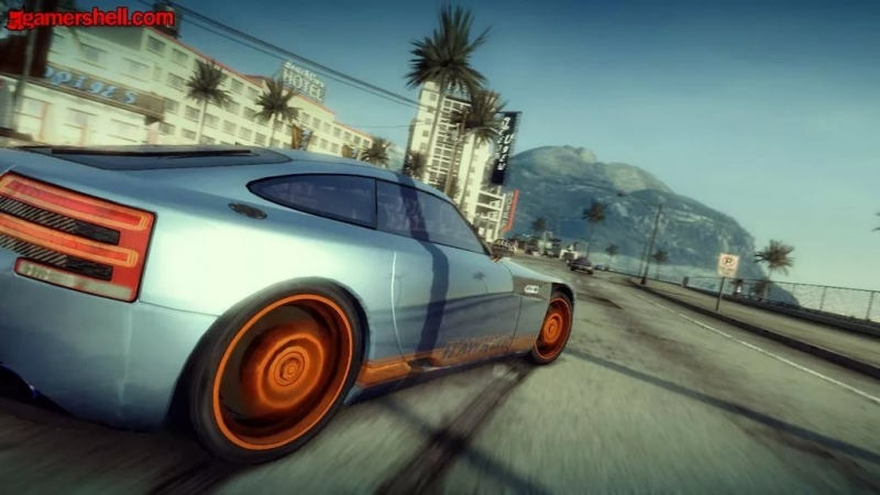 [Burnout Paradise_OST] Airbourne
