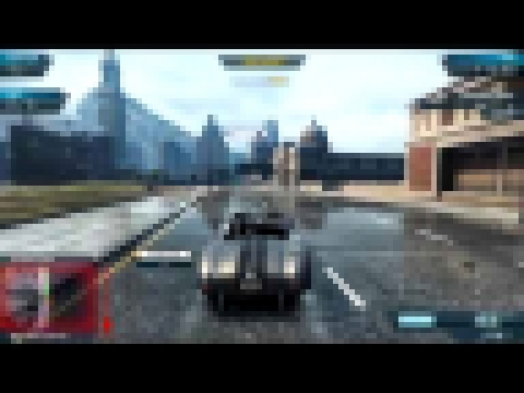 Shelby Cobra 427 | NFS Most Wanted 2012 - Gameplay [HD] | Max Settings GTX 570