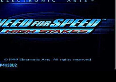 Need For Speed 4 High Stakes Soundtrack - Dude in the Moon (HD 1080p)