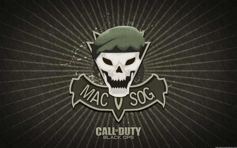 Call of Duty 7 Black Ops - Mac-V