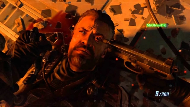 Call Of Duty Black Ops 2 Origins - Recapture Round End