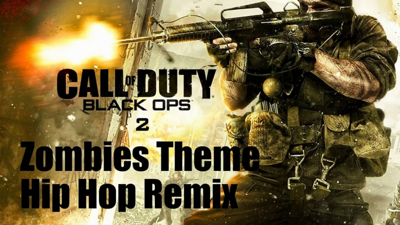 Call of Duty Black Ops - Zombie theme