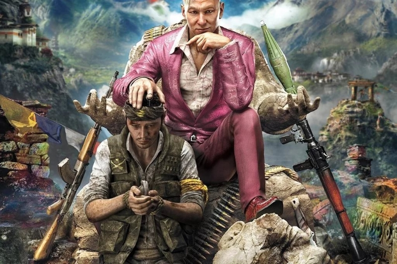 Cliff Martinez (OST Far Cry 4) - Welcome to Kyrat CD-1