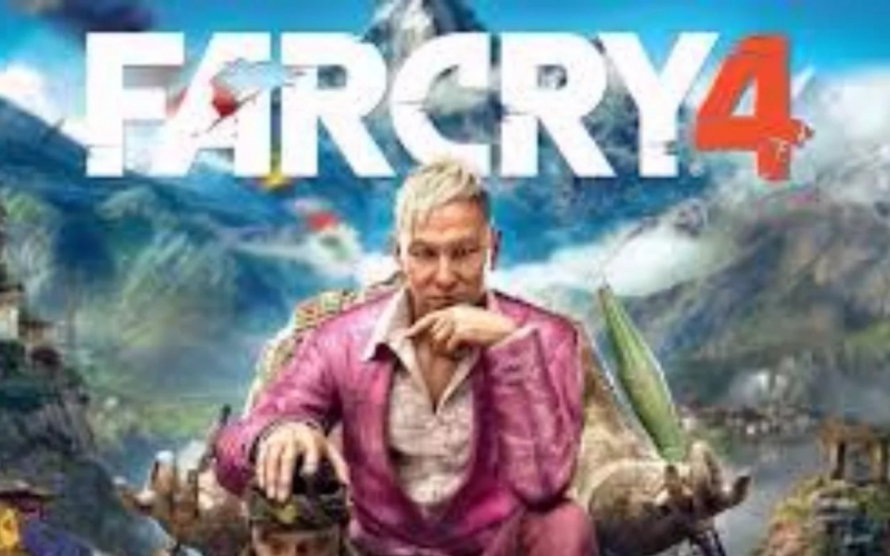 Cliff Martinez (OST Far Cry 4) - The Mountain Watches