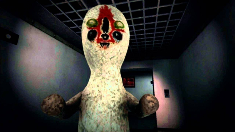 ConsumeEight - SCP Containment Breach .