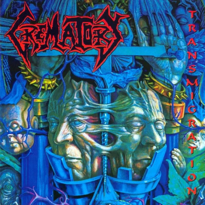 Crematory Transmigration (1993) - Trought My Soul