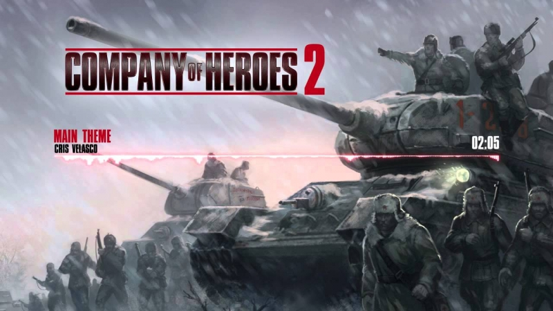 Cris Velasco - British Theme Company of heroes 2 OST