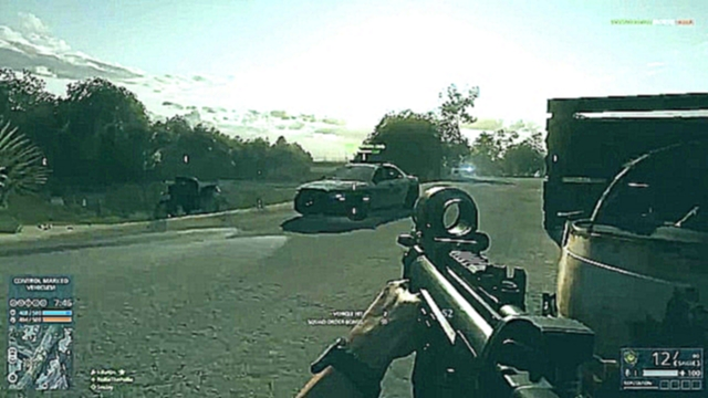 Battlefield Hardline - Multiplayer Gameplay Trailer