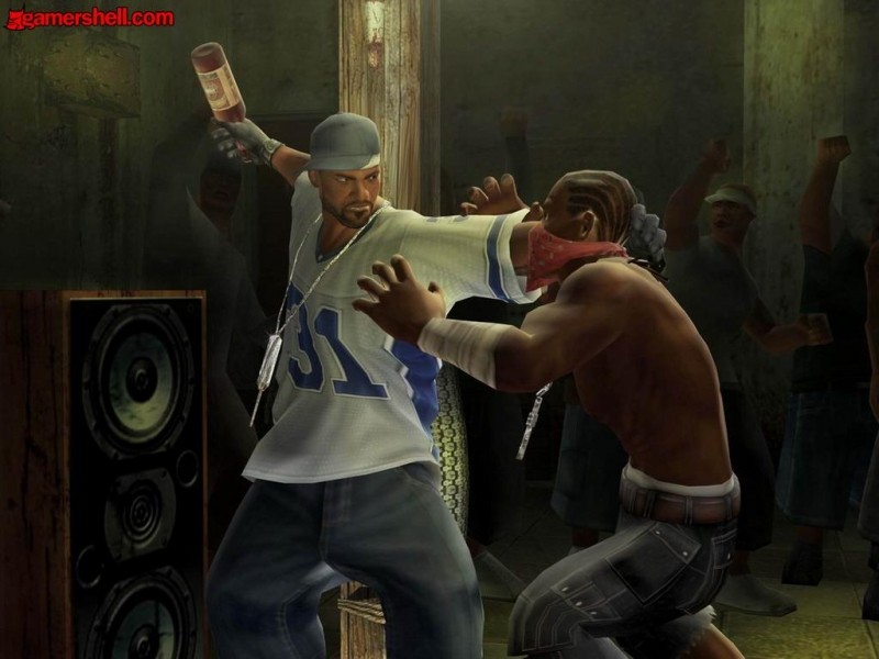 Def jam fight for NY - Man up Эксклюзив