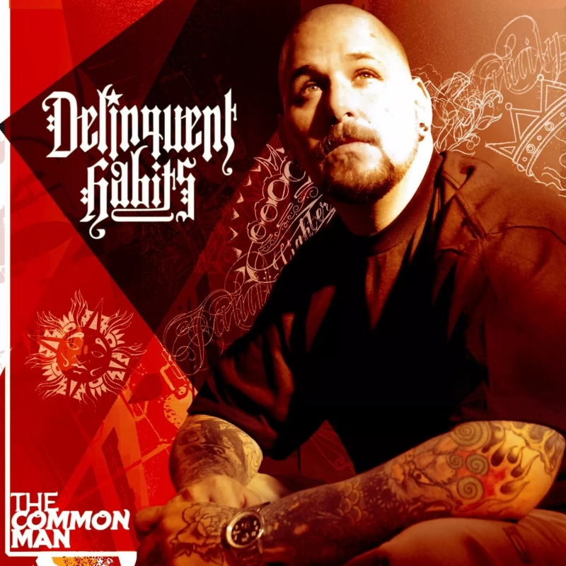 DELINQUENT HABITS - The Common Man Test Drive Unlimited 2 sound -р