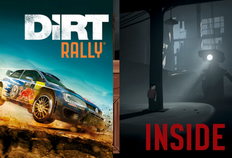 DiRT Rally - Menu Music