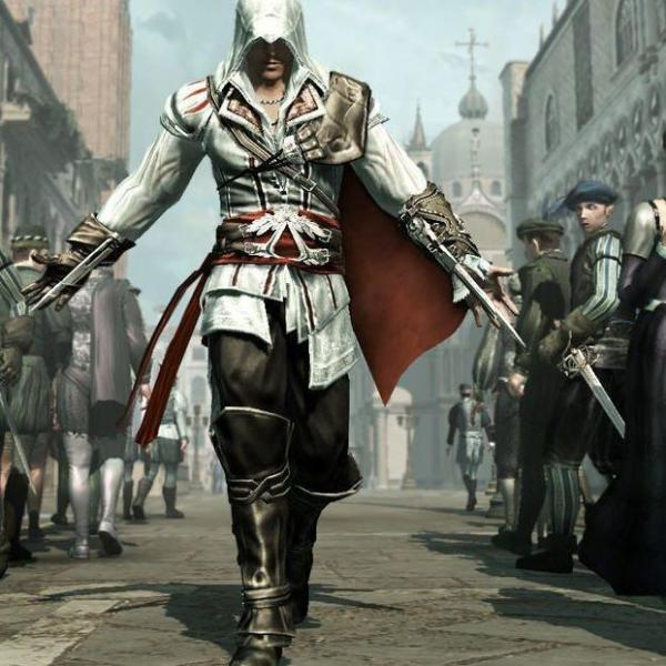Dj Last - Assassin's Creed 2 - Strong Remix