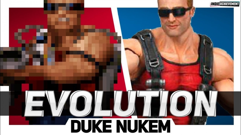 Duke Nukem Forever - Dubey is a Stupid Name for a Straight Edge Kid