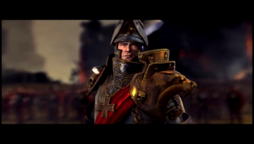 Total War׃ Warhammer - Karl Franz of the Empire In-Engine Trailer