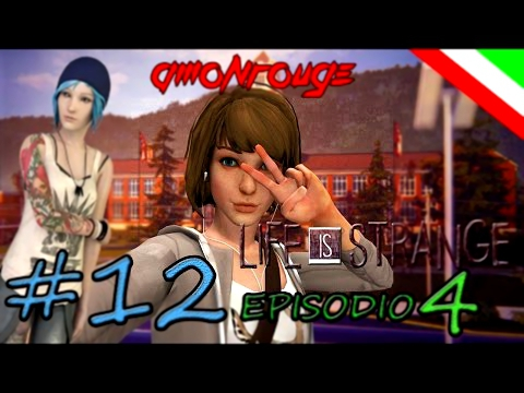 Life Is Strange Gameplay ITA EP4 #12 - Colpo di Scena Incredibile!!!