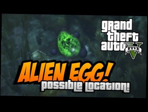 GTA 5: The Alien Egg Location!? - Jetpack Next Gen Easter Egg Hunt!